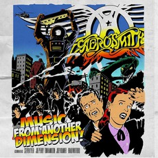 Music From Another Dimension! mp3 Album by Aerosmith