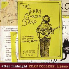 After Midnight Kean College 2/28/80 mp3 Live by Jerry Garcia Band