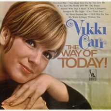 The Way Of Today! mp3 Album by Vikki Carr
