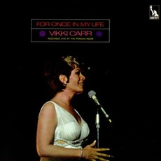 For Once In My Life mp3 Album by Vikki Carr
