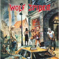 Hue Of Evil (Remastered) mp3 Album by Wolf Spider