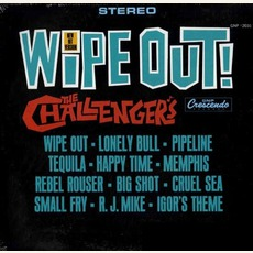 Wipe Out! mp3 Album by The Challengers