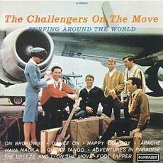 On The Move mp3 Album by The Challengers