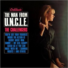 The Man From U.N.C.L.E. mp3 Album by The Challengers