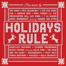Holidays Rule mp3 Compilation by Various Artists