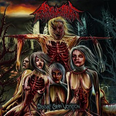 Obscure Slam Vomition mp3 Album by Afflictive Emasculation