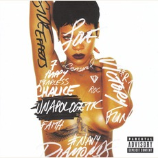 Unapologetic mp3 Album by Rihanna