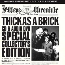 Thick As A Brick (Special Collector's Edition) mp3 Album by Jethro Tull
