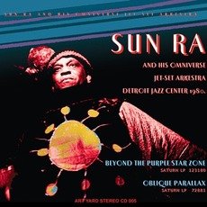 Beyond The Purple Star Zone / Oblique Parallax mp3 Artist Compilation by Sun Ra