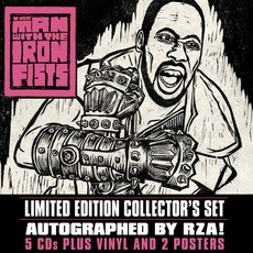 The Man With The Iron Fists: Deluxe Ultra Pak mp3 Soundtrack by Various Artists