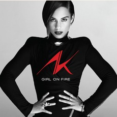 Girl On Fire mp3 Album by Alicia Keys