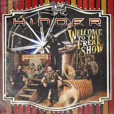 Welcome To The Freakshow (Bet Buy Edition) mp3 Album by Hinder