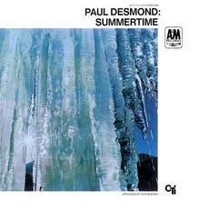 Summertime (Remastered) mp3 Album by Paul Desmond