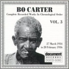 Complete Recorded Works In Chronological Order, Volume 3: 27 March 1934 To 20 February 1936