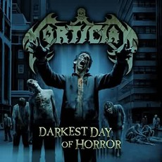 Darkest Day Of Horror mp3 Album by Mortician