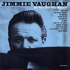 Do You Get The Blues? mp3 Album by Jimmie Vaughan