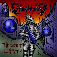 Target Earth (Limited Edition) by Voivod