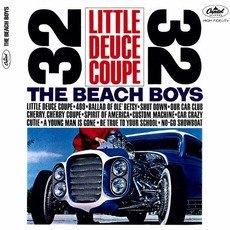 Little Deuce Coupe (Remastered) mp3 Album by The Beach Boys
