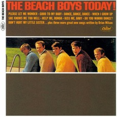 The Beach Boys Today! (Remastered) mp3 Album by The Beach Boys