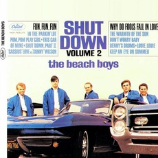 Shut Down, Volume 2 (Remastered) mp3 Album by The Beach Boys