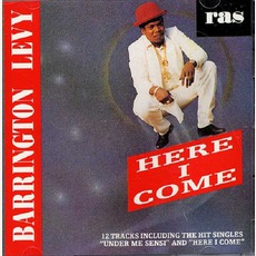 Here I Come (Re-Issue) by Barrington Levy
