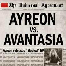 Elected (vs. Avantasia) mp3 Album by Ayreon