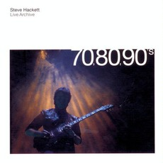 Live Archive mp3 Artist Compilation by Steve Hackett
