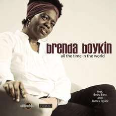 All The Time In The World mp3 Album by Brenda Boykin