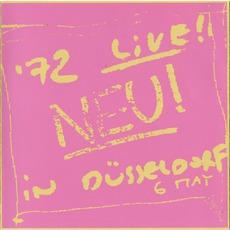 Neu! '72 Live In Dusseldorf