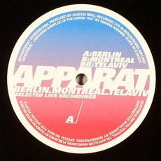 Berlin, Montreal, Tel Aviv mp3 Live by Apparat