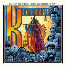 K (Special Edition) mp3 Album by Kula Shaker