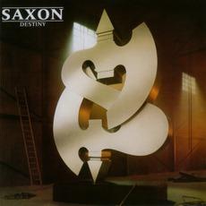 Destiny (Remastered) mp3 Album by Saxon