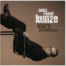 Klare Verhältnisse by Heinz Rudolf Kunze