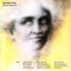 Genesis Files by Steve Hackett