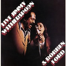 Live (Re-Issue) mp3 Live by Jimmy Witherspoon & Robben Ford