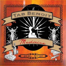 Medicine mp3 Album by Tab Benoit