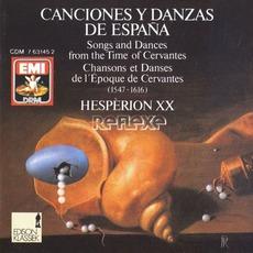Canciones Y Danzas De España