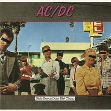Dirty Deeds Done Dirt Cheap (Remastered) mp3 Album by AC/DC