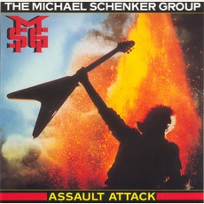 Assault Attack (Remastered) by Michael Schenker Group