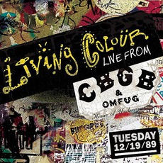 Live From CBGB's mp3 Live by Living Colour