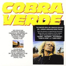 Cobra Verde (Re-Issue)