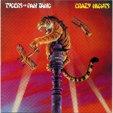 Crazy Nights (Re-Issue)