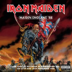 Maiden England '88 mp3 Live by Iron Maiden