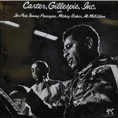 Benny Carter, Dizzy Gillespie, Inc. (Re-Issue)