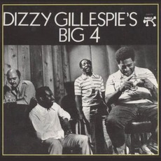 Dizzy's Big 4 (Re-Issue) mp3 Album by Dizzy Gillespie