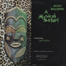 A Musical Safari mp3 Album by Dizzy Gillespie