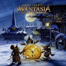 The Mystery Of Time (Limited Edition) mp3 Album by Avantasia