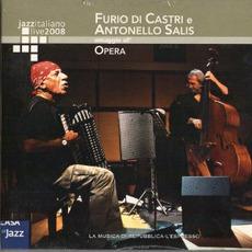 Jazz Italiano Live 2008, Volume 7: Furio Di Castri E Antonello Salis