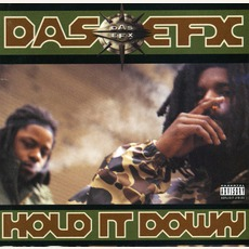 Hold It Down (Europe Edition) mp3 Album by Das EFX