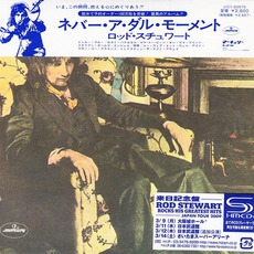 Never A Dull Moment (Remastered) mp3 Album by Rod Stewart